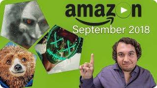 Neu auf Amazon Prime Video im September 2018