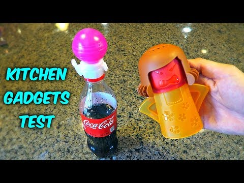 Thumbnail: 10 Kitchen Gadgets put to the Test - Part 13