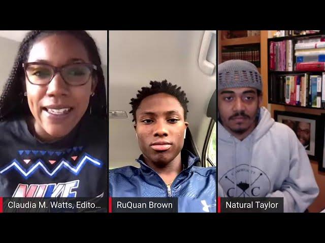 WIN-TV : Natural DonJuan Taylor / RuQuan Brown / Claudia M. Watts