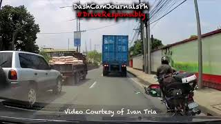 FREAK ACCIDENT - Don't Blame The Truck Driver