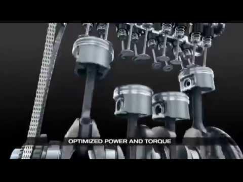 Cómo es el motor Nissan de doble Inyector. www.autotecnica.TV