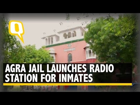 Agra Jail Launches Internal Radio Station For Prisoners' Rehab & Reform | The Quint
