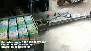 Facial Tissue Bundle Packing Machines ( TZ-800-A8 )