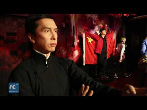 Taste Chinese Lunar New Year at Madame Tussauds New York
