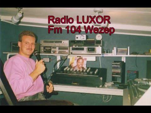 Radio Luxor uit Wezep met Herman Kabaal (geluidsfragment  9-12-1990)