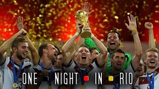 FIFA World Cup 2014 | One • Night • In • Rio [HD]
