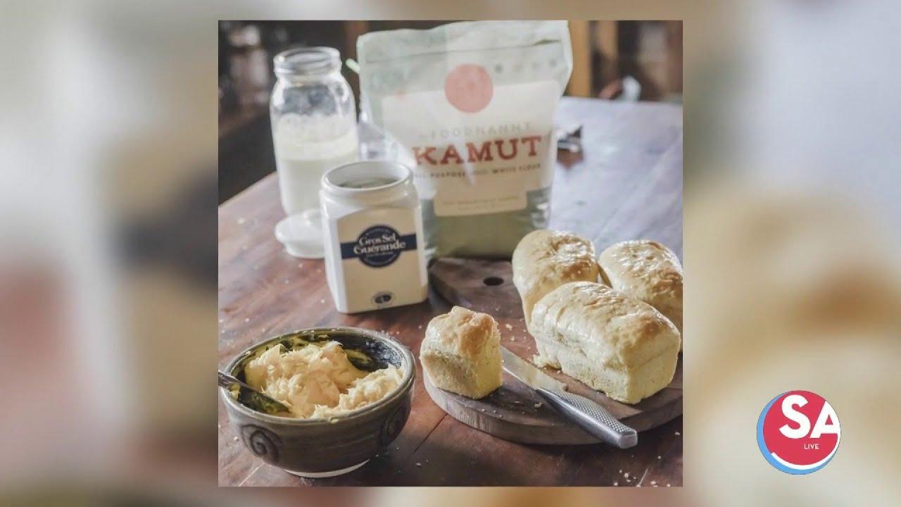 The Food Nanny Shares More About Kamut Flour Sa Live Ksat Youtube
