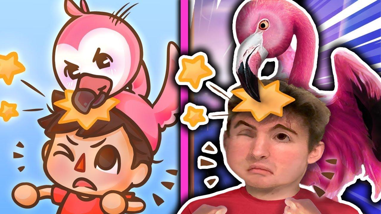 ROBLOX YOUTUBERS IN REAL LIFE (AlbertStuff & Flamingo)