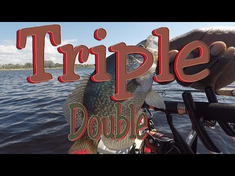 Crappie Fishing: Kissimmee River Crappie HD