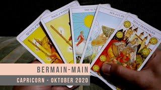 Capricorn Oktober 2020 : GENERAL READING