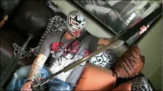 Superstar Toyz - Rey Mysterio's awesome sword collection - Episode 5
