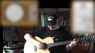 Blowin' In The Wind - Bob Dylan - Acoustic Guitar Lesson (easy)