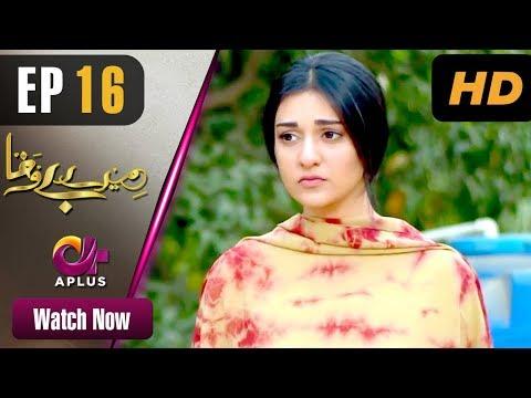 Mere Bewafa - Episode 16 | Aplus Dramas | Agha Ali, Sarah Khan, Zhalay | Pakistani Drama