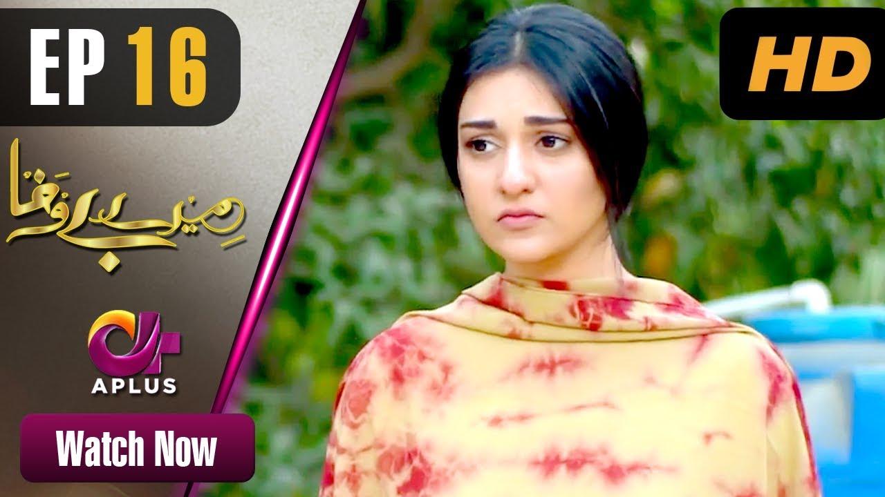 Download Mere Bewafa - Episode 16 | Aplus Dramas | Agha Ali, Sarah Khan, Zhalay | Pakistani Drama