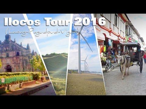 Ilocos Tour 2016 (Laoag-Pagudpud-Vigan)
