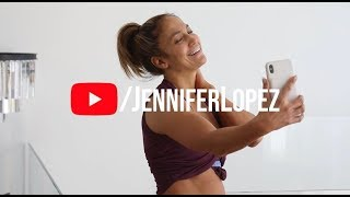 Jennifer Lopez  Welcome To My Youtube Channel!