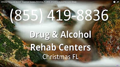 Christian Drug and Alcohol Treatment Centers Christmas FL (855) 419-8836 Alcohol Recovery Rehab