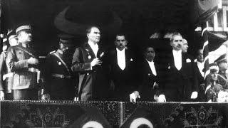 29 Ekim 1923-Cumhuriyetin İlanı