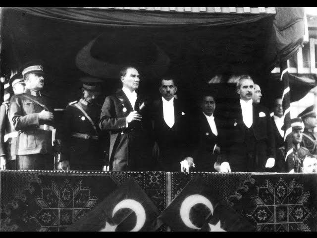 29 Ekim 1923-Cumhuriyetin ?lan?