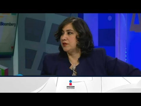 Irma Sandoval se balconeó en una entrevista | Qué Importa