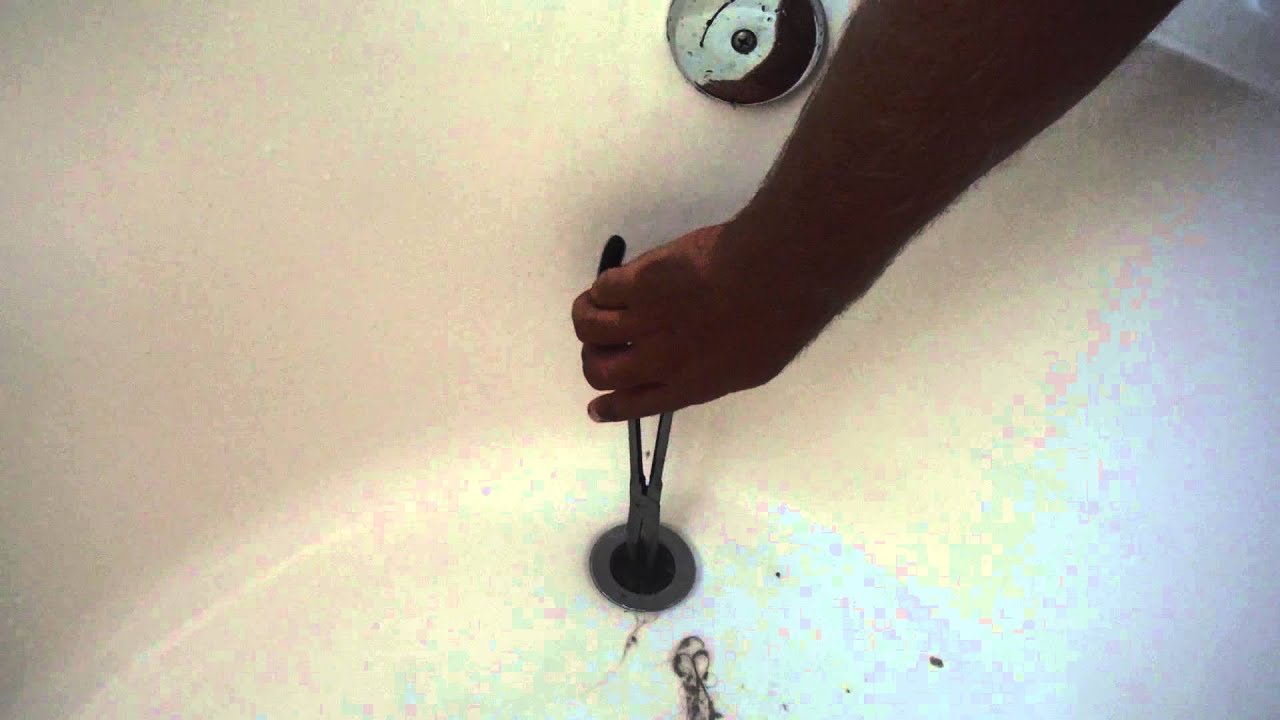 How To Easily Fix A Slow Draining Bathtub In Just A Few Minutes