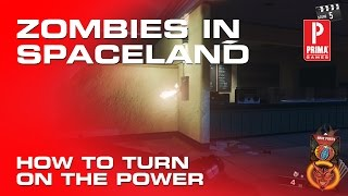 Zombies in Spaceland: How to Turn on the Power