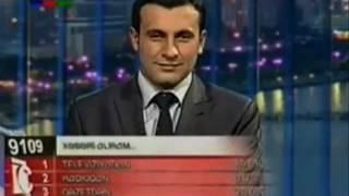Azərbaycan televiziya kanallarından məzəli anlar