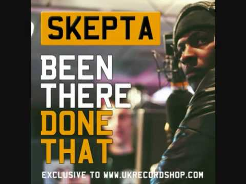 SKEPTA  - OVER THE TOP 2 (Ft Bloodline) CDQ [Lyrics]