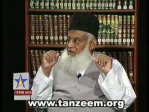 (6/9) StarAsia Interview with Dr. Israr Ahmed