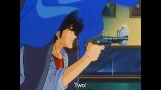 City Hunter Legendary Scene