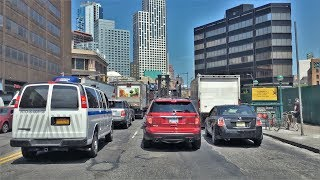 Driving Downtown - Brooklyn 4K - New York City USA