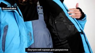Костюм рыболовный зимний женский NORFIN Snowflake(Костюм рыболовный зимний женский NORFIN Snowflake можно приобрести у нас на сайте перейдя по этой ссылке http://rybolov-spo..., 2014-10-06T06:22:34.000Z)