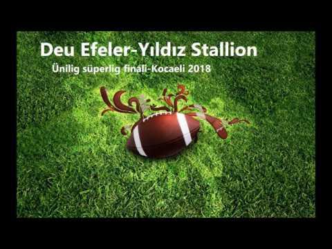 Deu Efeler - Y?ld?z Stallions   ünilig süperlig finali 2018 - Kocaeli