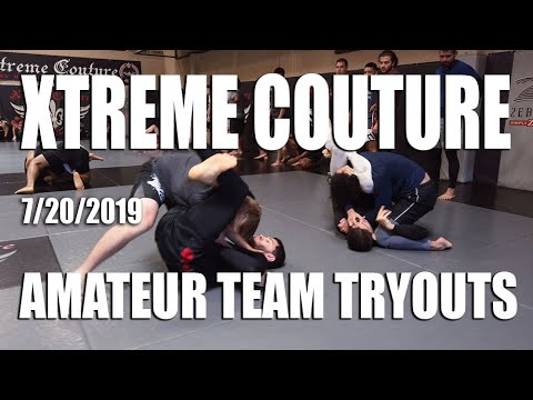 Xtreme Couture - Amateur MMA Team Tryouts 2019