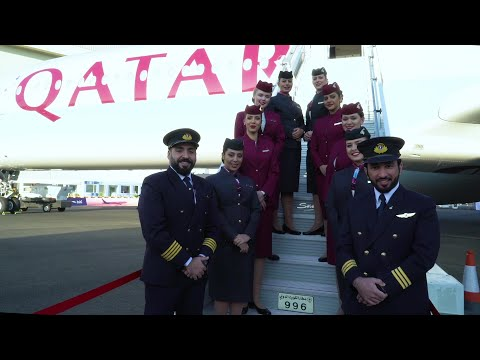 Highlights from Kuwait Aviation Show 2020 | Qatar Airways