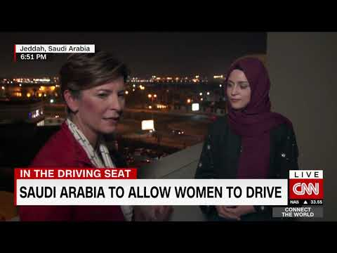 CNN: Saudi Arabia to allow women to drive