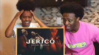 Brazilian Group Kemuel SHOCKS US  with INSANE Gospel Performance (Jericó) Reaction