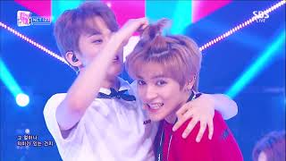 NCT 127 - TOUCH 교차편집 (stage mix)