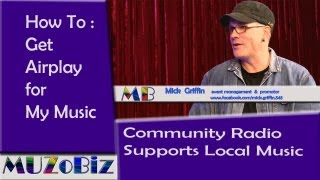 How to get Radio Airplay for My Music