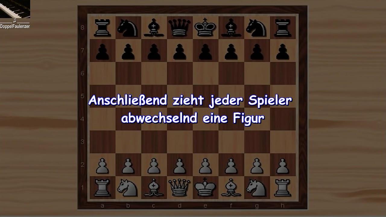 Schach Spielregeln Für Anfänger