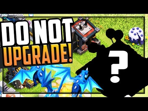 WARNING: DON'T UPGRADE This in Clash of Clans!