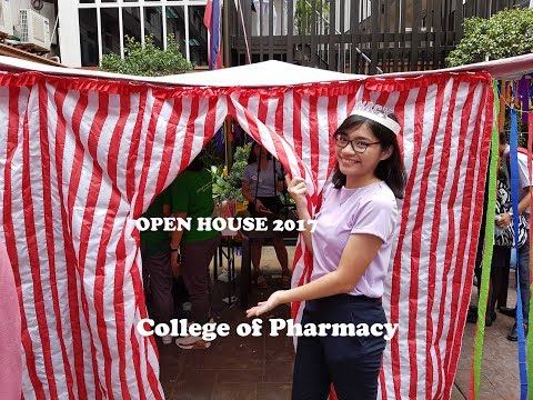 College of Pharmacy - OPEN HOUSE 2017 (Somewhat a CARNIVAL?)