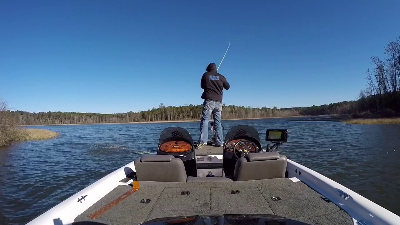 Sam rayburn and toledo bend bass fishing youtube for Fishing sam rayburn