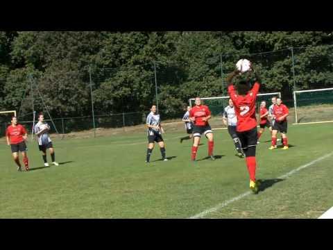 Football Féminin Auray-Lanester.