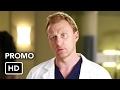 """April se torna a nova chefe do setor de cirurgia em promo do episódio 13x13 de """"Grey's Anatomy""""!"""