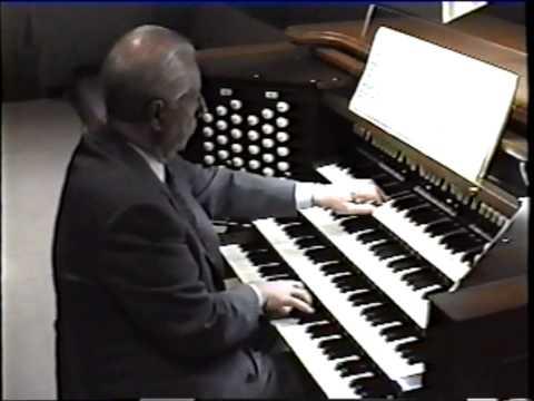 Mendelssohn Organ Sonata 1