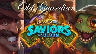 New Hearthstone expansion Saviors of Uldum revealed and first card review!