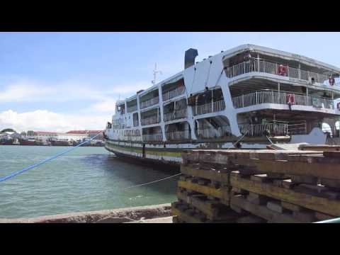 Port of Iloilo City, Philippines   RoRo: passenger and vehicle ferry