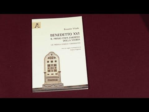 """New book on Benedict XVI explores """"juridical gap"""" of the pope's emeritus status"""