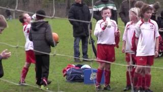 E1 van FC de Bilt wordt Kampioen tegen Elinkwijk